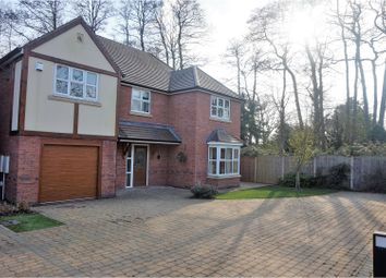Thumbnail 4 bedroom detached house for sale in Woodlands Close, Birmingham
