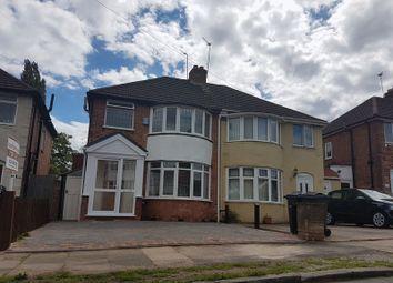 Thumbnail 3 bed semi-detached house for sale in Higgins Lane, Quinton, Birmingham