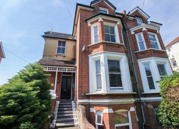 Thumbnail 2 bed flat for sale in Albany Road, St. Leonards-On-Sea, East Sussex.