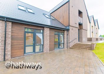 Thumbnail 2 bed flat for sale in The Risings, St Edeyrns Village, Old St Mellons, Cardiff