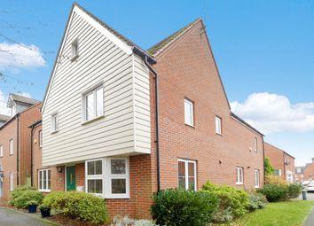 Thumbnail 4 bed detached house for sale in Finbracks, Stevenage