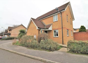Thumbnail 1 bedroom semi-detached house for sale in Brunswick Close, Toftwood