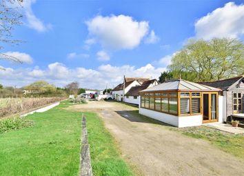 Thumbnail 4 bed link-detached house for sale in Golden Cross, Hailsham, East Sussex