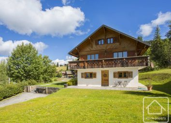 Thumbnail 4 bed apartment for sale in Les Gets, Haute Savoie, France, 74260