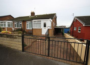 Thumbnail 2 bed semi-detached bungalow for sale in The Oval, Rothwell, Leeds