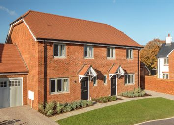 Thumbnail 3 bed end terrace house for sale in Elizabeth Meadows, Ramsdean Road, Stroud, Hampshire