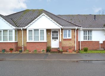 Thumbnail 2 bedroom terraced bungalow for sale in Banham Drive, Sudbury