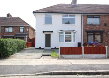Thumbnail 3 bed end terrace house for sale in Morningside Place, Liverpool, Merseyside