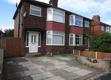 Thumbnail 3 bed semi-detached house for sale in Agecroft Road, Rudheath, Northwich