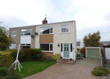 Thumbnail 3 bed semi-detached house for sale in Gwynan Park, Dwygyfylchi, Penmaenmawr, Conwy