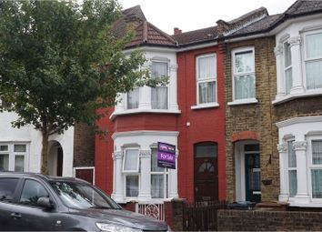 Thumbnail 3 bed end terrace house for sale in Colchester Road, London