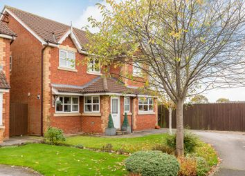 Thumbnail 4 bed detached house for sale in Blunstone Close, Wistaston, Crewe