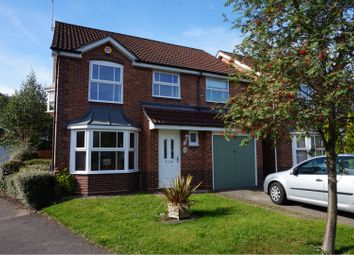 Thumbnail 4 bed detached house to rent in Johnson Drive, Mansfield