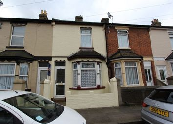 Thumbnail 2 bed terraced house to rent in Eva Road, Gillingham, Kent