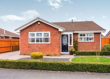 Thumbnail 2 bedroom detached bungalow for sale in Billinghay Court, Cleethorpes