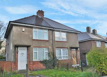 Thumbnail 2 bedroom semi-detached house for sale in Galsworthy Road, Sheffield