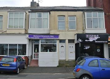 Thumbnail 2 bed flat for sale in King Street, Blackpool