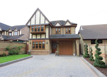Thumbnail 4 bed detached house for sale in Rayleigh Avenue, Leigh-On-Sea
