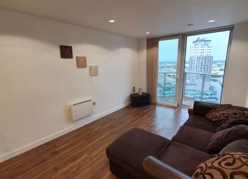Thumbnail 2 bed flat to rent in Number One, Media City Uk, Salford