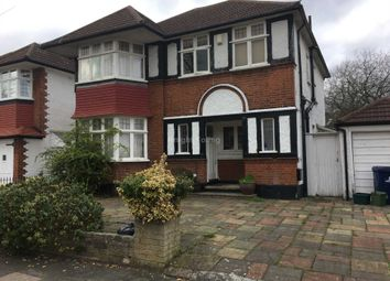 Thumbnail 4 bed detached house to rent in Audley Road, London