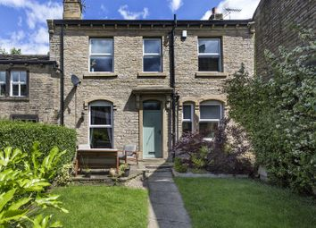 Thumbnail 3 bed semi-detached house for sale in Grove Street, Longwood, Huddersfield