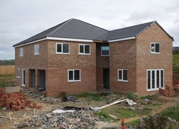 Thumbnail 4 bed detached house for sale in Barrington Street, Toronto, Bishop Auckland