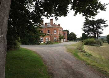 Thumbnail 2 bed flat to rent in Longworth Hall, Lugwardine, Hereford.