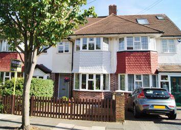Thumbnail 3 bedroom terraced house to rent in Wiltshire Gardens, Twickenham
