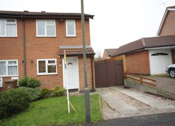 Thumbnail 2 bed semi-detached house to rent in Chandlers Ford, Oakwood, Derby