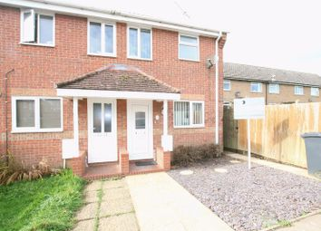Thumbnail 2 bedroom terraced house to rent in Southgates Drive, Fakenham