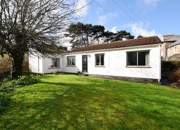 Thumbnail 3 bed detached bungalow for sale in Beach Road West, Portishead, Bristol