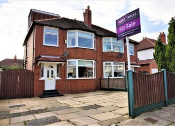 Thumbnail 4 bed semi-detached house for sale in Hawkhill Gardens, Cross Gates