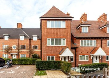 Thumbnail 3 bed semi-detached house for sale in Tommy Flowers Mews, Mill Hill East, London