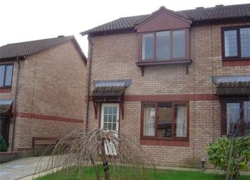 Thumbnail 2 bed semi-detached house to rent in Sgubor Goch, Llanharry