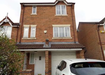 Thumbnail 4 bed town house to rent in Chervil Close, Fallowfield, Manchester