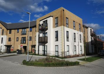 Thumbnail 1 bed flat for sale in Wills Crescent, Leybourne, West Malling