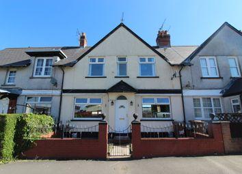 Thumbnail 3 bedroom terraced house for sale in Markham Crescent, Oakdale, Blackwood