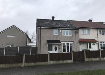 Thumbnail 2 bedroom semi-detached house for sale in Hattersley Road East, Hyde, Cheshire, United Kingdom