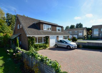 Thumbnail 4 bed semi-detached house for sale in Lightsfield, Oakley