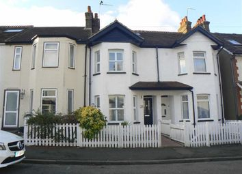 Thumbnail 4 bedroom terraced house for sale in Palmerston Road, Farnborough, Orpington