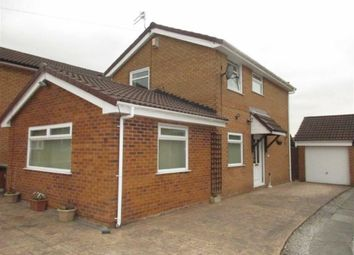 Thumbnail 3 bed detached house for sale in Schofield Gardens, Leigh, Lancashire