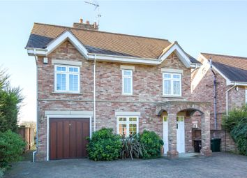 Thumbnail 4 bedroom detached house to rent in Sandalwood Close, Arkley, Hertfordshire