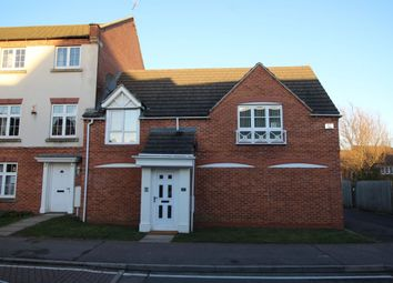 Thumbnail 2 bed flat for sale in Carty Road, Hamilton, Leicester