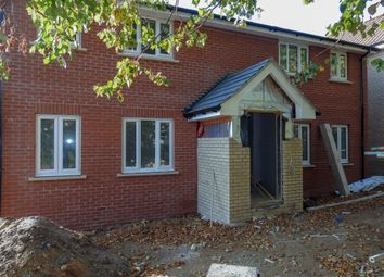 Thumbnail 1 bed flat for sale in Carr Avenue, Leiston, Suffolk