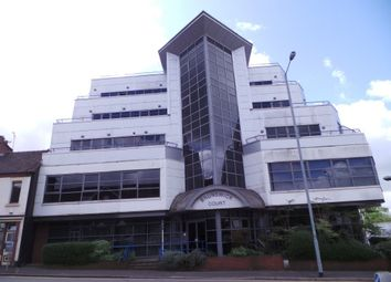 Thumbnail 1 bedroom flat for sale in Brunswick Court, Newcastle-Under-Lyme, Staffordshire