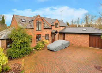 Thumbnail 3 bed detached house for sale in Milton Road, Harpenden