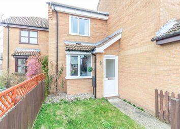 Thumbnail 1 bedroom terraced house for sale in Chequers Close, Briston, Melton Constable