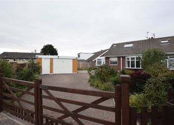 Thumbnail 2 bed semi-detached bungalow to rent in Smalewell Drive, Pudsey, West Yorkshire
