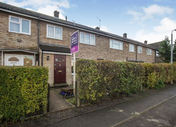 Thumbnail 3 bed terraced house for sale in Hillborough Crescent, Dunstable