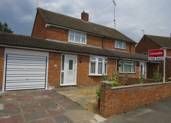 Thumbnail 3 bed semi-detached house for sale in Waterdell, Leighton Buzzard